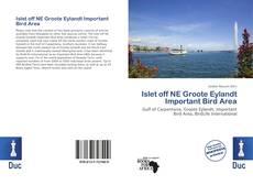 Borítókép a  Islet off NE Groote Eylandt Important Bird Area - hoz