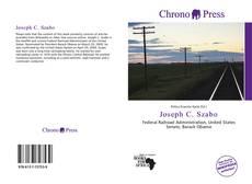 Borítókép a  Joseph C. Szabo - hoz