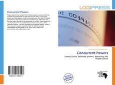 Buchcover von Concurrent Powers
