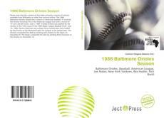 Bookcover of 1986 Baltimore Orioles Season