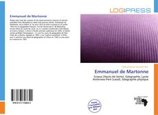 Bookcover of Emmanuel de Martonne