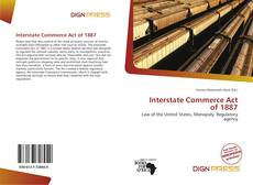 Interstate Commerce Act of 1887的封面