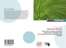 Bookcover of José Luis Osorio