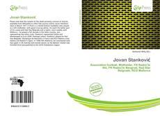 Bookcover of Jovan Stanković