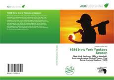 1984 New York Yankees Season kitap kapağı
