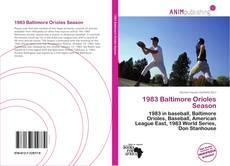 Bookcover of 1983 Baltimore Orioles Season