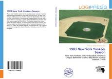 1983 New York Yankees Season kitap kapağı