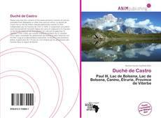 Buchcover von Duché de Castro