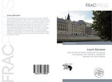 Buchcover von Louis Decazes
