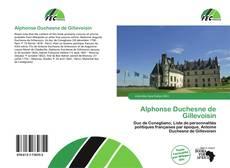 Alphonse Duchesne de Gillevoisin kitap kapağı