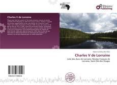 Couverture de Charles V de Lorraine