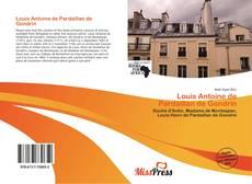 Buchcover von Louis Antoine de Pardaillan de Gondrin