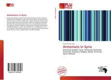 Borítókép a  Armenians in Syria - hoz