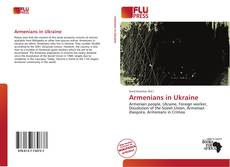 Bookcover of Armenians in Ukraine