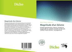 Borítókép a  Magnitude d'un Séisme - hoz