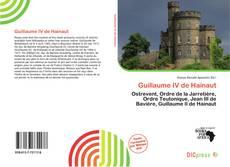 Portada del libro de Guillaume IV de Hainaut