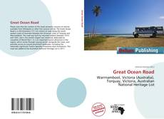 Bookcover of Great Ocean Road