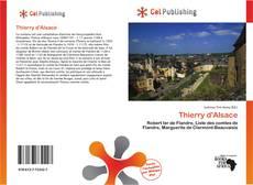 Thierry d'Alsace kitap kapağı
