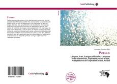 Bookcover of Persan