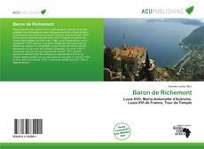 Bookcover of Baron de Richemont