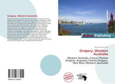 Bookcover of Gregory, Western Australia