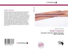 Buchcover von Andy Cameron