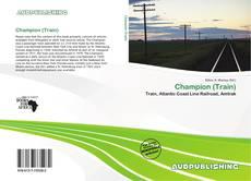 Champion (Train) kitap kapağı