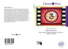 Capa do livro de Julia Benson