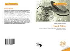 Couverture de Maud Allan