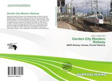 Garden City Western Railway的封面