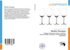 Couverture de Muller-thurgau