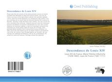 Descendance de Louis XIV的封面