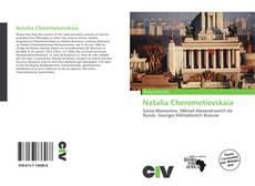 Capa do livro de Natalia Cheremetievskaïa