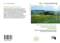 Couverture de Engelbert-Auguste d'Arenberg