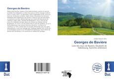 Couverture de Georges de Bavière