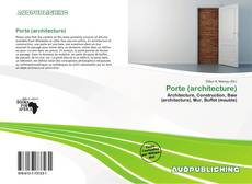 Bookcover of Porte (architecture)