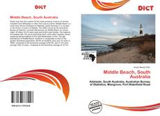 Bookcover of Middle Beach, South Australia