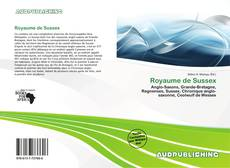 Capa do livro de Royaume de Sussex