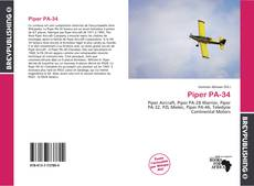Bookcover of Piper PA-34