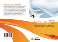 Bookcover of Jean-Pierre Girard (Sujet psi)