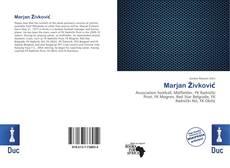 Capa do livro de Marjan Živković