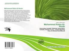 Borítókép a  Mohammed Rabia Al-Noobi - hoz