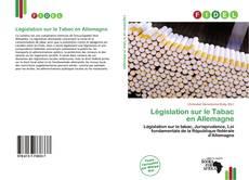 Législation sur le Tabac en Allemagne的封面