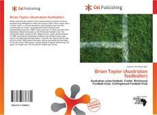 Bookcover of Brian Taylor (Australian footballer)