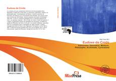 Bookcover of Eudoxe de Cnide