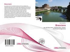 Portada del libro de Bracciano