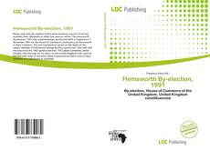 Bookcover of Hemsworth By-election, 1991