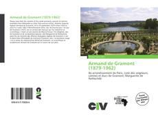 Bookcover of Armand de Gramont (1879-1962)