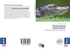 Portada del libro de Krishnammal Jagannathan