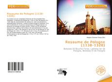 Bookcover of Royaume de Pologne (1138-1320)